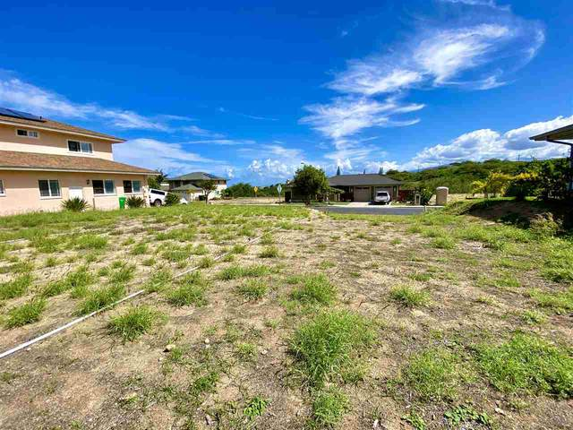 128 Keoneloa St #16, Wailuku, HI 96793 (MLS #390167) :: 'Ohana Real Estate Team