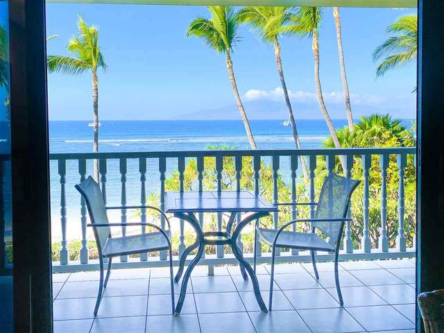 475 Front St #335, Lahaina, HI 96761 (MLS #390368) :: Corcoran Pacific Properties