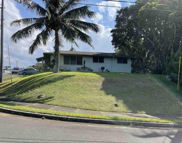 6 Kahope Pl, Haiku, HI 96708 (MLS #390423) :: Maui Lifestyle Real Estate | Corcoran Pacific Properties