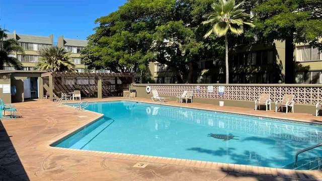 111 Kahului Beach Rd A116, Kahului, HI 96732 (MLS #390455) :: Maui Lifestyle Real Estate   Corcoran Pacific Properties