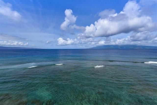 106 Kaanapali Shores Pl #908, Lahaina, HI 96761 (MLS #390510) :: Speicher Group