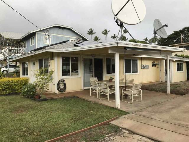 1912 Kalawi St Lot 32, Wailuku, HI 96793 (MLS #390576) :: EXP Realty