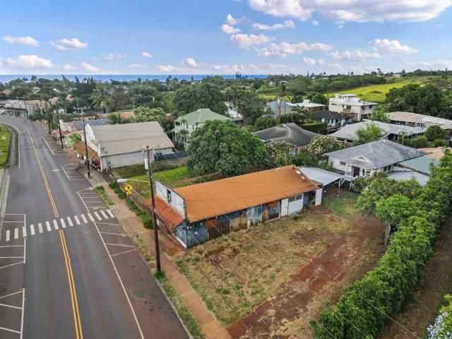 129 Baldwin Ave, Paia, HI 96779 (MLS #392364) :: Coldwell Banker Island Properties