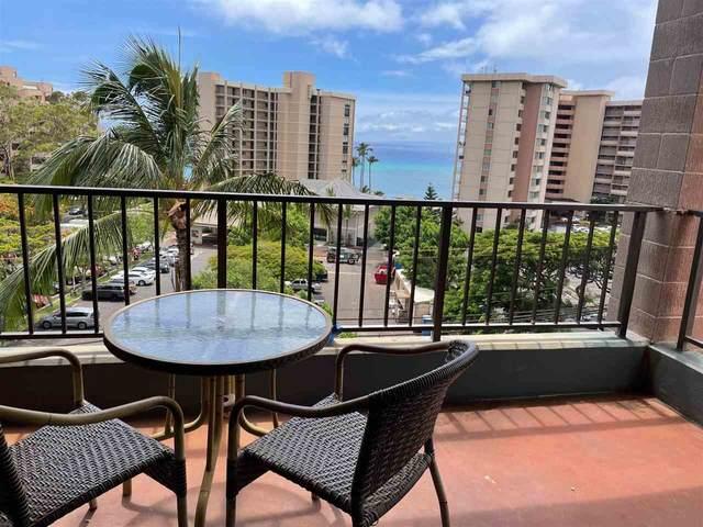 4310 Lower Honoapiilani Rd #601, Lahaina, HI 96761 (MLS #392445) :: Maui Lifestyle Real Estate | Corcoran Pacific Properties