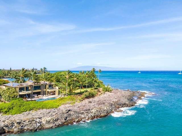 30 Hui E Rd, Lahaina, HI 96761 (MLS #392471) :: Corcoran Pacific Properties