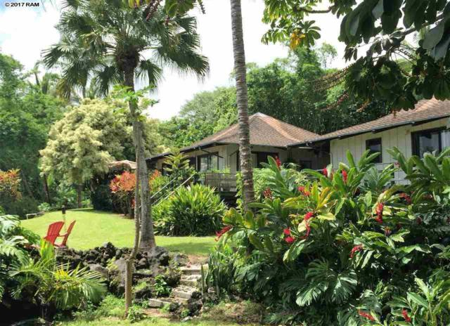 80 Maia Rd, Hana, HI 96713 (MLS #373064) :: Elite Pacific Properties LLC