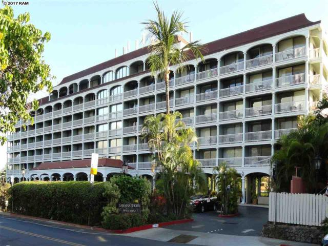 475 Front St #523, Lahaina, HI 96761 (MLS #374948) :: Elite Pacific Properties LLC