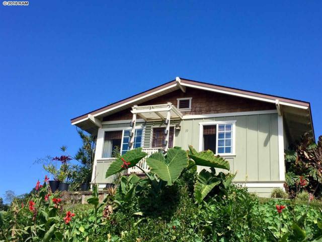 17 Hookano Pl B, Kula, HI 96790 (MLS #376938) :: Elite Pacific Properties LLC