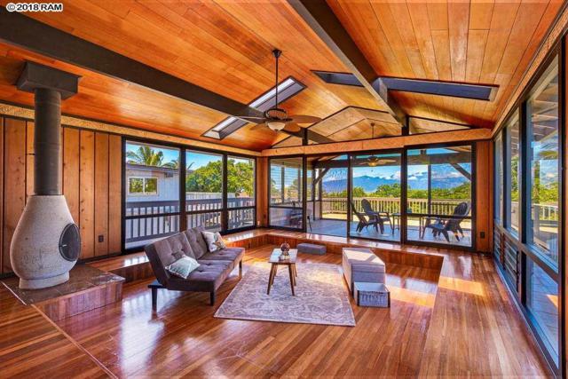 300 Hiolani St, Makawao, HI 96768 (MLS #377010) :: Elite Pacific Properties LLC