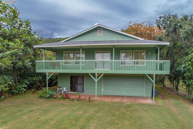8787 Kamehameha V Hwy, Kaunakakai, HI 96748 (MLS #377485) :: Elite Pacific Properties LLC