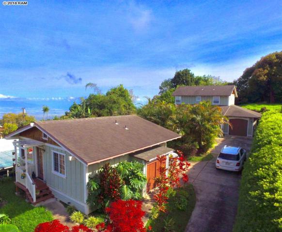 17-19 Hookano Pl, Kula, HI 96790 (MLS #378112) :: Elite Pacific Properties LLC