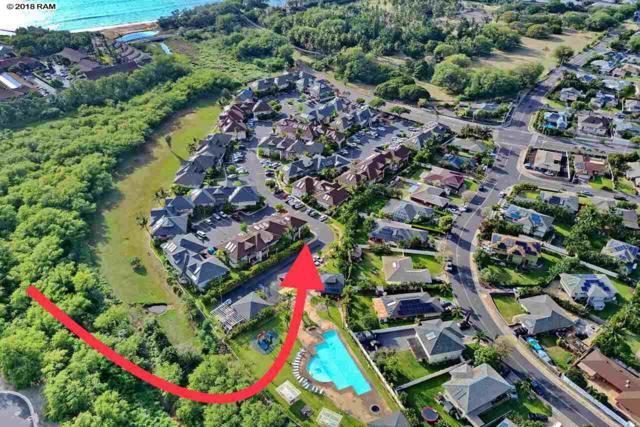 80 Halili St 8B, Kihei, HI 96753 (MLS #378319) :: Elite Pacific Properties LLC