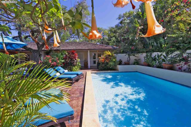 44 Nonohe Pl, Paia, HI 96779 (MLS #379700) :: Elite Pacific Properties LLC