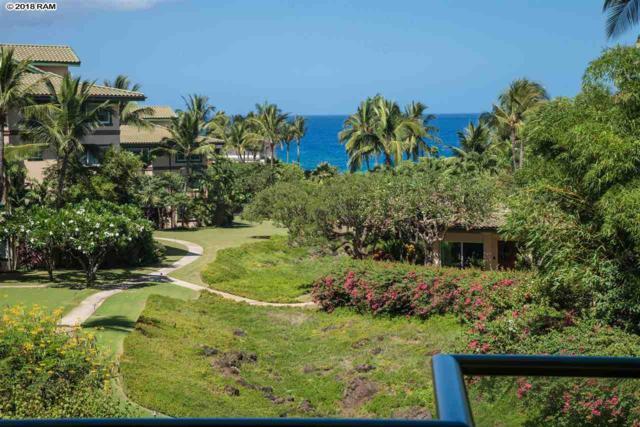4955 Makena Rd D-202, Kihei, HI 96753 (MLS #379811) :: Maui Estates Group