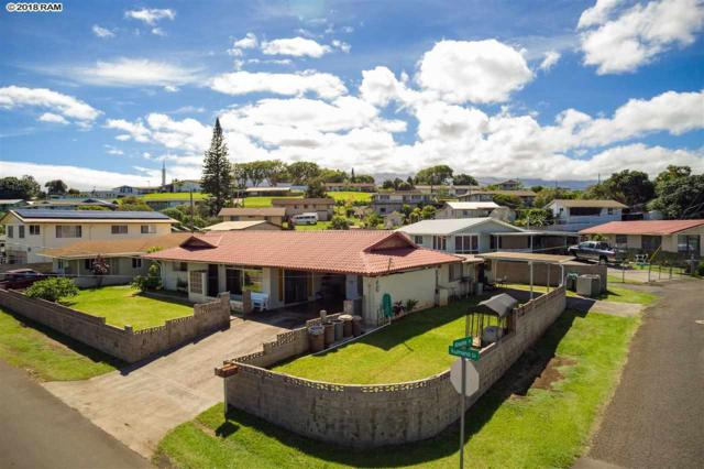 96 Kumano Dr, Pukalani, HI 96768 (MLS #379942) :: Elite Pacific Properties LLC