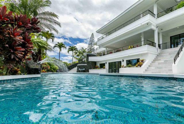 70 Hale Hookipa Way, Kihei, HI 96753 (MLS #380305) :: Elite Pacific Properties LLC