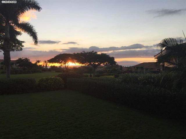 357 Umeke St #144, Kihei, HI 96753 (MLS #380401) :: Maui Estates Group