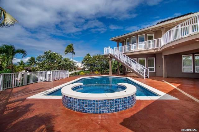 21 Puu Huna Pl, Lahaina, HI 96761 (MLS #380853) :: Maui Estates Group