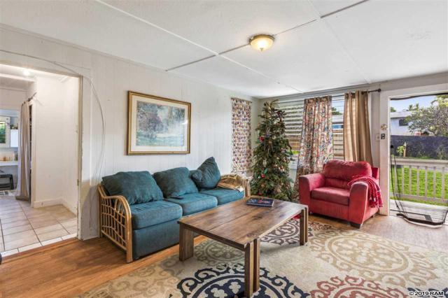 182 Ikea Pl A, Pukalani, HI 96768 (MLS #381169) :: Maui Estates Group