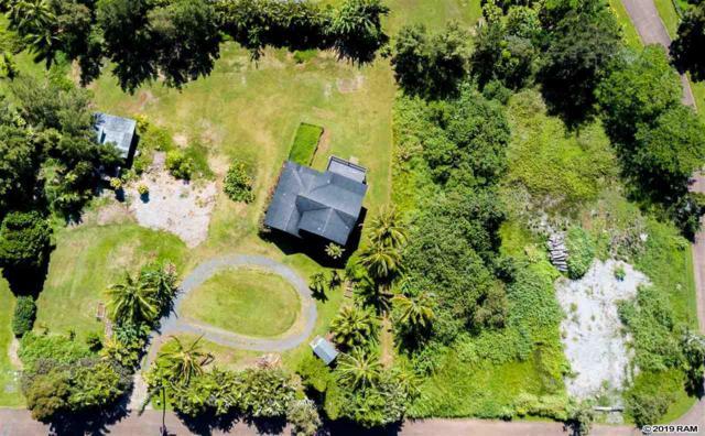 201 Heaaula Pl, Haiku, HI 96708 (MLS #381535) :: Maui Estates Group