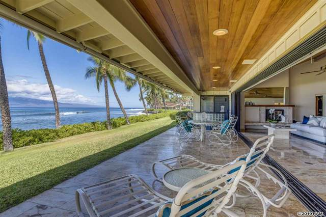 136 Pualei Dr 136 3-4, Lahaina, HI 96761 (MLS #381637) :: Elite Pacific Properties LLC