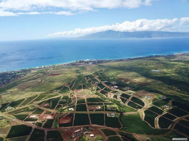 3125 Aina Mahi'ai Pl, Lahaina, HI 96761 (MLS #382294) :: Maui Estates Group
