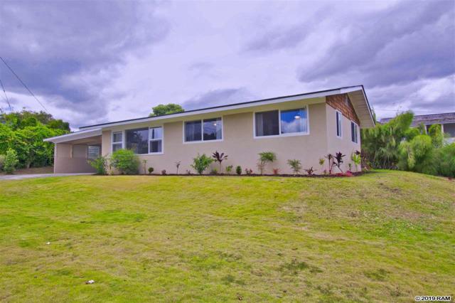 3056 Iki Pl, Pukalani, HI 96768 (MLS #383274) :: Maui Estates Group