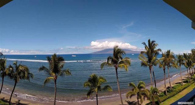 475 Front St #509, Lahaina, HI 96761 (MLS #384004) :: Maui Estates Group