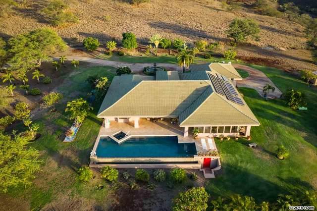 50 Opalipali Pl, Kula, HI 96790 (MLS #384790) :: Maui Estates Group
