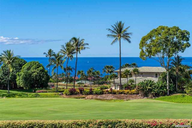 3950 Kalai Waa St S102, Kihei, HI 96753 (MLS #385078) :: Team Lally