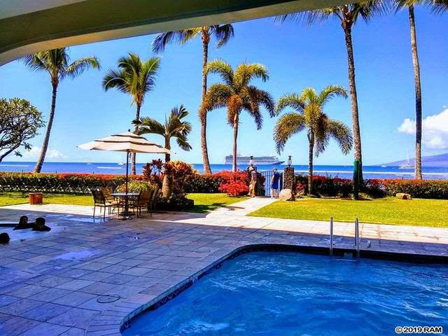 475 Front St #525, Lahaina, HI 96761 (MLS #385111) :: Elite Pacific Properties LLC
