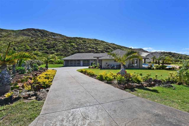 21 Pua Niu Way, Lahaina, HI 96761 (MLS #387224) :: Elite Pacific Properties LLC