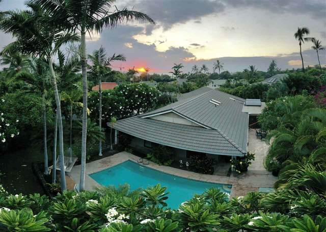 65 Hale Noho Way, Kihei, HI 96753 (MLS #387264) :: Maui Estates Group
