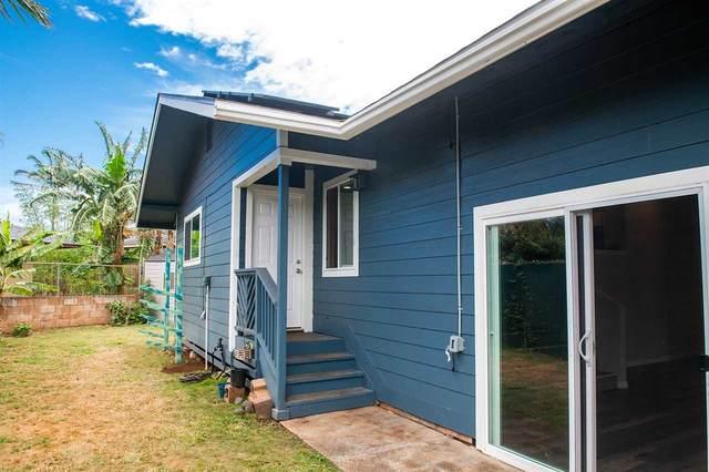 481 Kahua Pl, Paia, HI 96779 (MLS #387340) :: Hawai'i Life