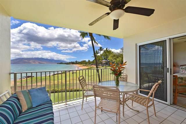 2430 S Kihei Rd #205, Kihei, HI 96753 (MLS #387453) :: 'Ohana Real Estate Team