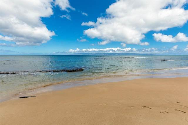 3691 Lower Honoapiilani Rd #116, Lahaina, HI 96761 (MLS #387474) :: Maui Lifestyle Real Estate