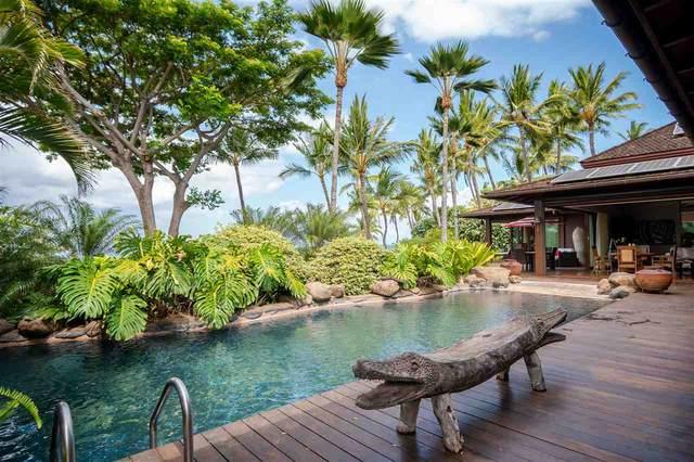 4478 Makena Rd, Kihei, HI 96753 (MLS #387740) :: LUVA Real Estate