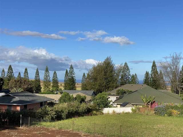 2726 Keikilani St, Makawao, HI 96768 (MLS #387935) :: Coldwell Banker Island Properties