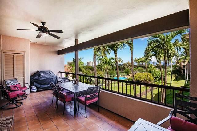 2560 Kekaa Dr G303, Lahaina, HI 96761 (MLS #387995) :: Maui Estates Group