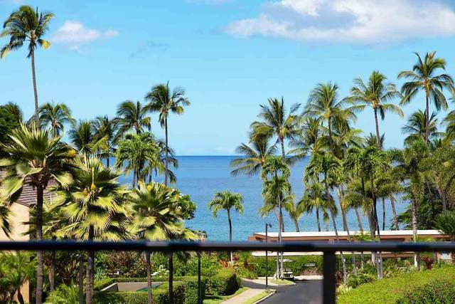 3600 Wailea Alanui Dr #708, Kihei, HI 96753 (MLS #388098) :: Corcoran Pacific Properties