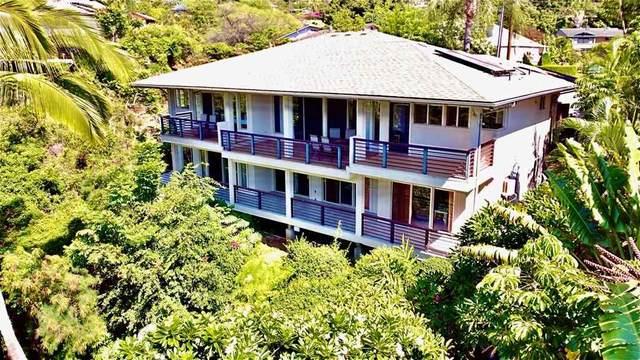 3442 Malina Pl, Kihei, HI 96753 (MLS #389059) :: LUVA Real Estate