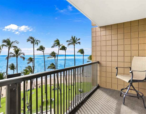 2960 S Kihei Rd #507, Kihei, HI 96753 (MLS #389133) :: Maui Estates Group