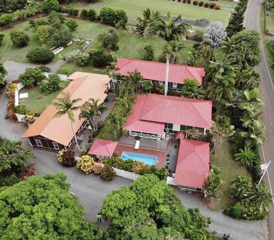 7461 Kamehameha V Hwy, Kaunakakai, HI 96748 (MLS #389235) :: 'Ohana Real Estate Team