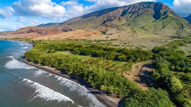 11777 Honoapiilani Hwy, Lahaina, HI 96761 (MLS #390002) :: Corcoran Pacific Properties