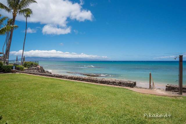 3701 Lower Honoapiilani Rd B1, Lahaina, HI 96761 (MLS #390360) :: 'Ohana Real Estate Team