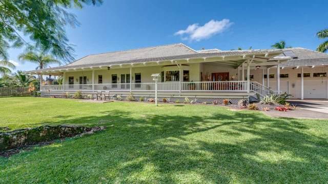 330 W Kuiaha Rd, Haiku, HI 96708 (MLS #390366) :: 'Ohana Real Estate Team
