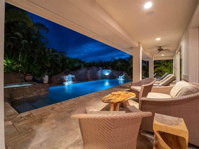 3176 S Noho Loihi Way, Kihei, HI 96753 (MLS #390461) :: Coldwell Banker Island Properties