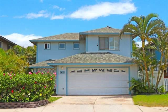 50 Laumakani Loop, Kihei, HI 96753 (MLS #390967) :: Maui Lifestyle Real Estate | Corcoran Pacific Properties