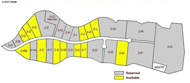 0 Nopu St Lot 2-Z, Kahului, HI 96732 (MLS #372401) :: Elite Pacific Properties LLC