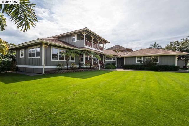 32 Ohia Lehua Pl, Pukalani, HI 96768 (MLS #374068) :: Island Sotheby's International Realty
